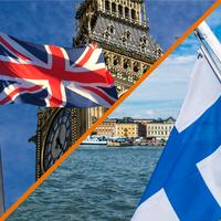 Illustrasjon: UK and Finland
